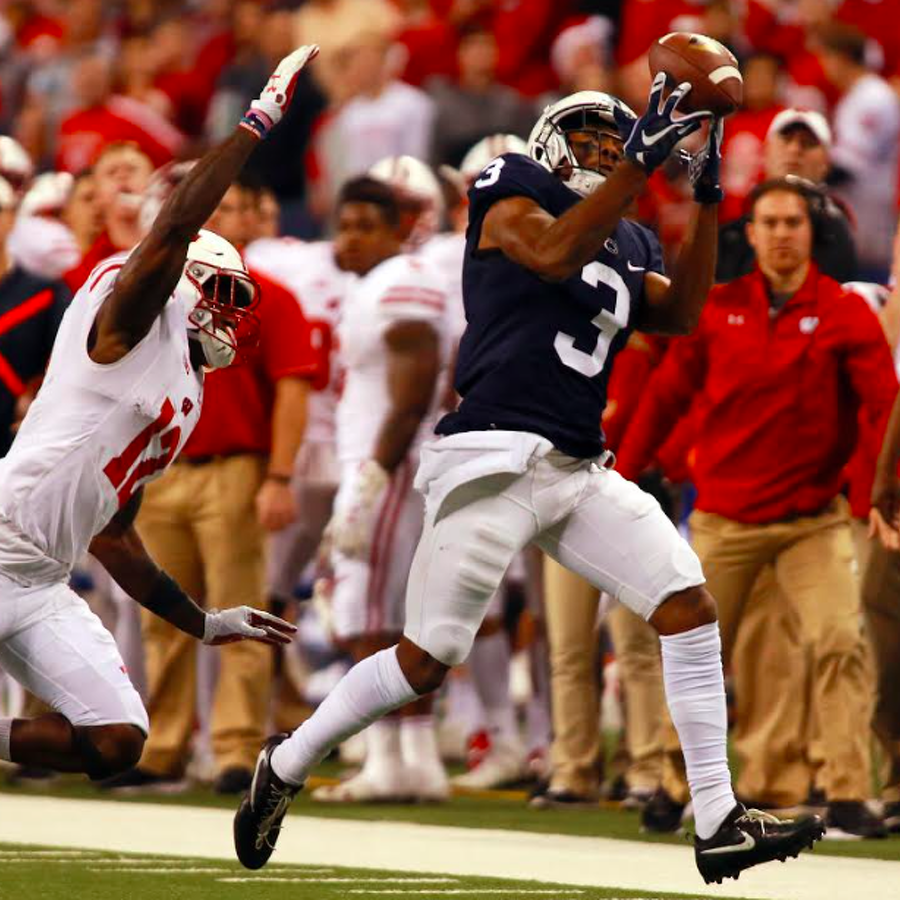 Penn State Goes On 31-3 Run To Beat No.6 Wisconsin And Win Big Ten Title 38-31