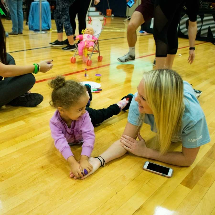THON Family Carnival Makes Every Mission Possible