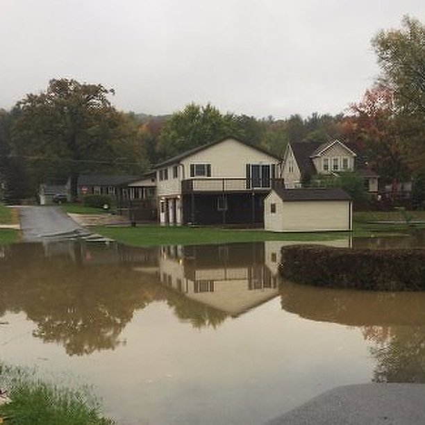 Federal Disaster Funding Approved for October Flooding