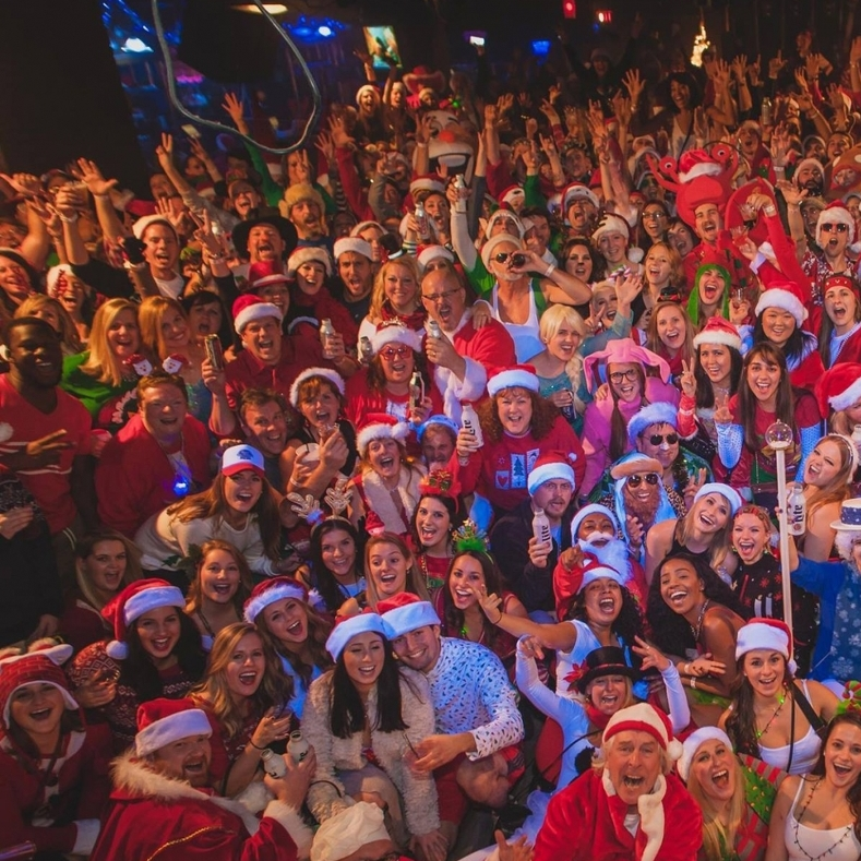 Annual State College Santa Crawl Is Coming to Town
