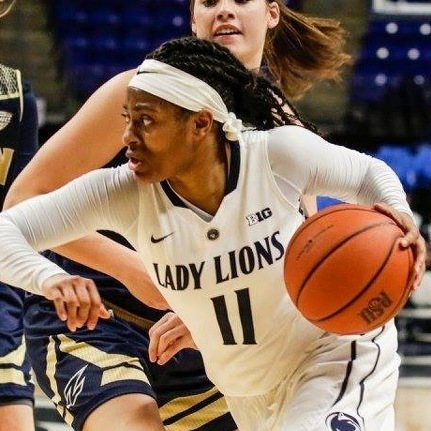 Lady Lion Page Avoids Sophomore Slump to Excel in Her Second Season