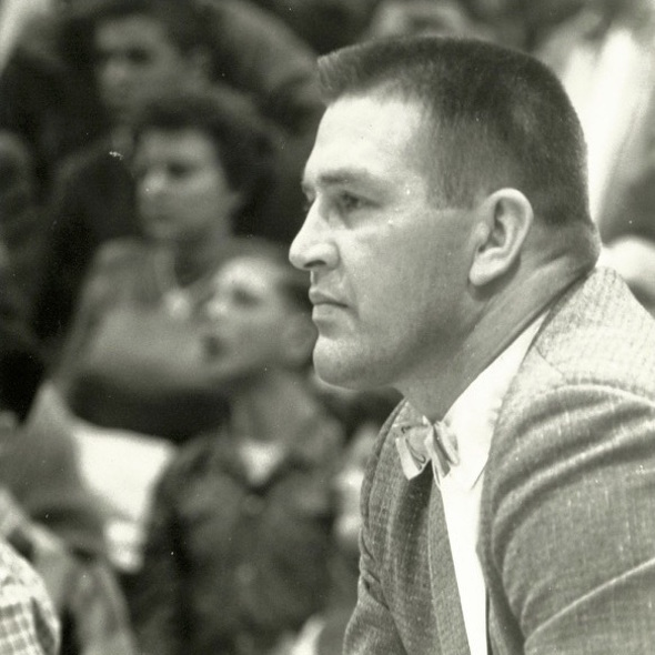 When State High Was King of the Mat: The Homer Barr Era