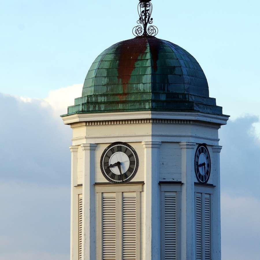 Historic Centre County Courthouse Clocks May Get Facelift