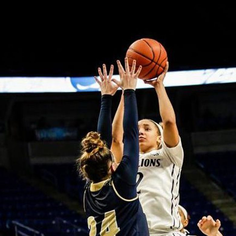 Lady Lions Dominate the Boards in 91-62 Win Over Pitt