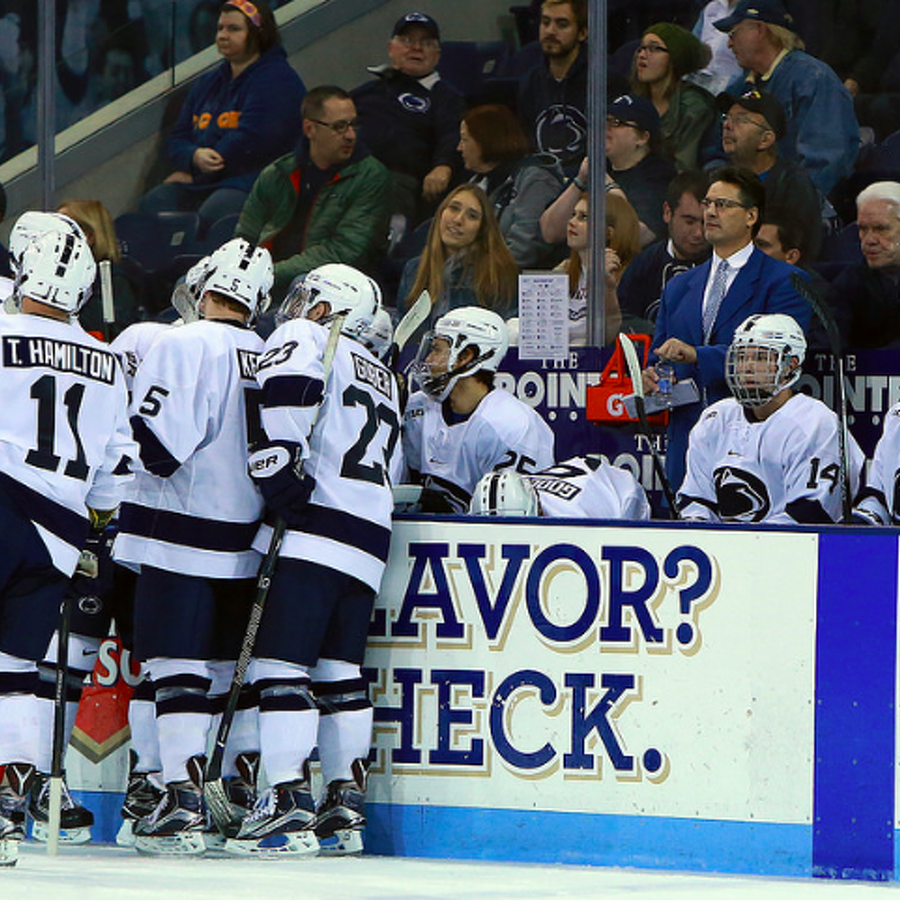 As Penn State Hockey Closes In On No.1 Ranking, Are The Nittany Lions Really That Good?