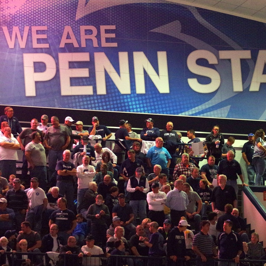 Penn State wrestlers face test in Reno tourney