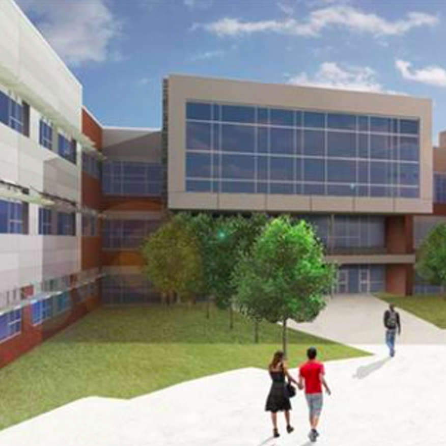 SCASD Releases Latest Renderings For Ongoing High School Renovation Project