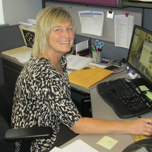 Kim Smeltzer Helps Keep Business of Centre County Running