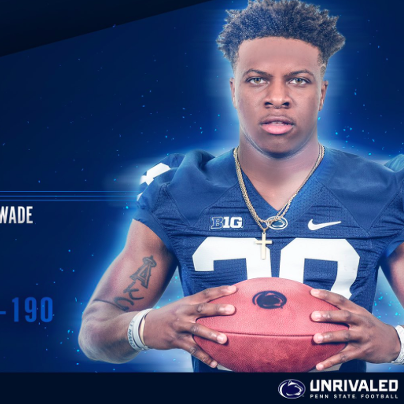 Penn State Football: Nittany Lions Land Five-Star Cornerback