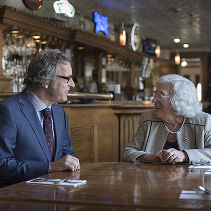 Lunch with Mimi: Harper's Owner Brian Cohen