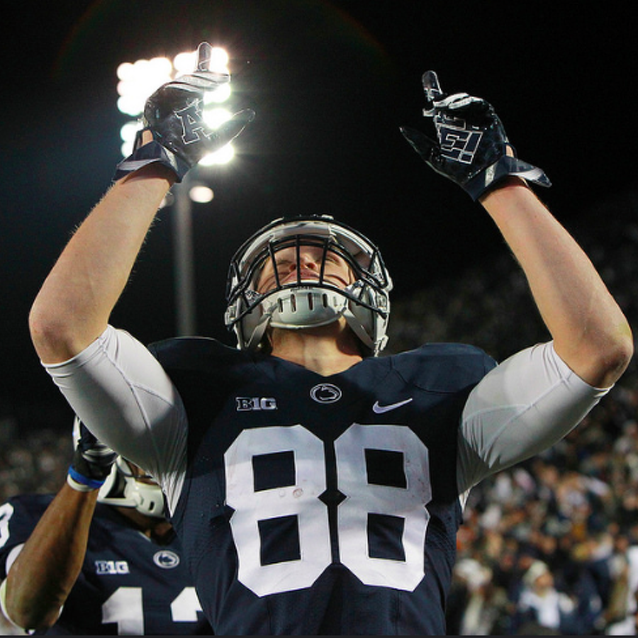 Penn State Football: Gesicki Announces Return For 2017 Season