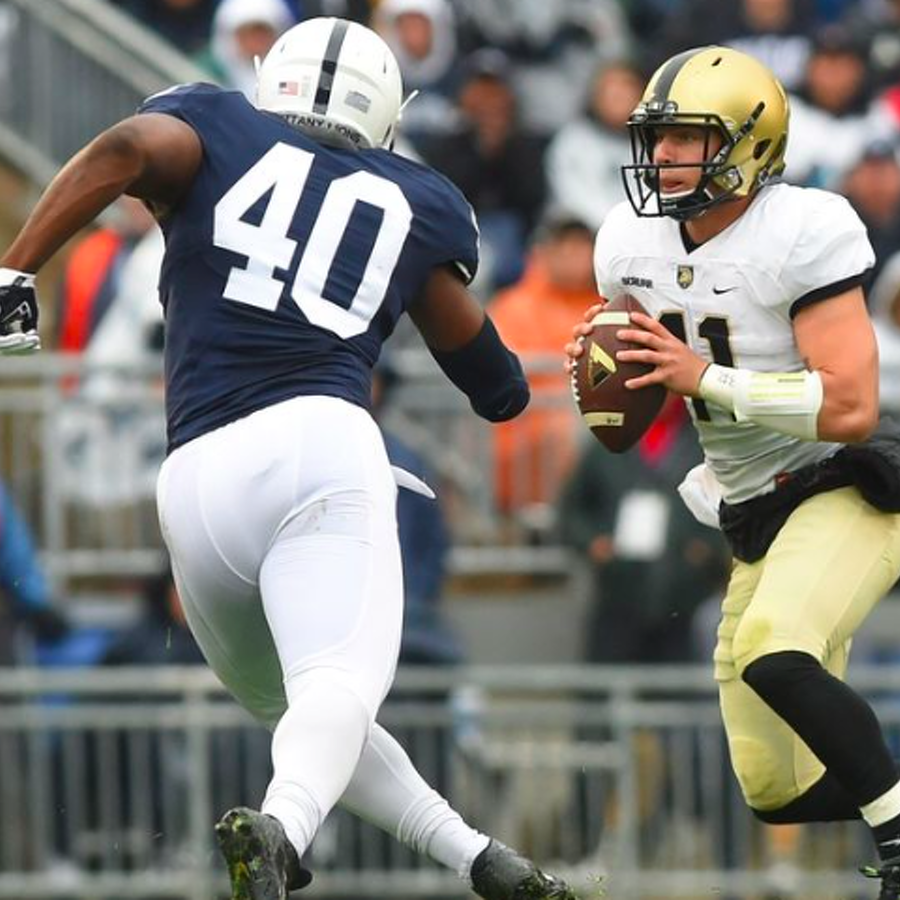 Penn State Football: Cabinda Set To Return For Senior Season
