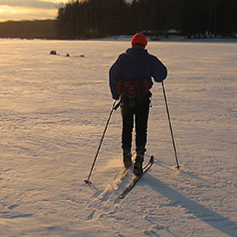 "Outdoors: The ""Other"" Skiing"