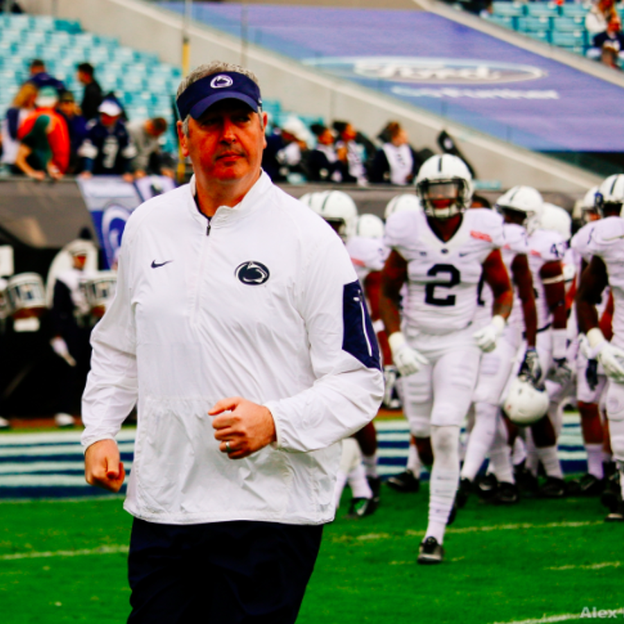 Penn State Football: Despite Interest, Moorhead Just Happy In The Valley