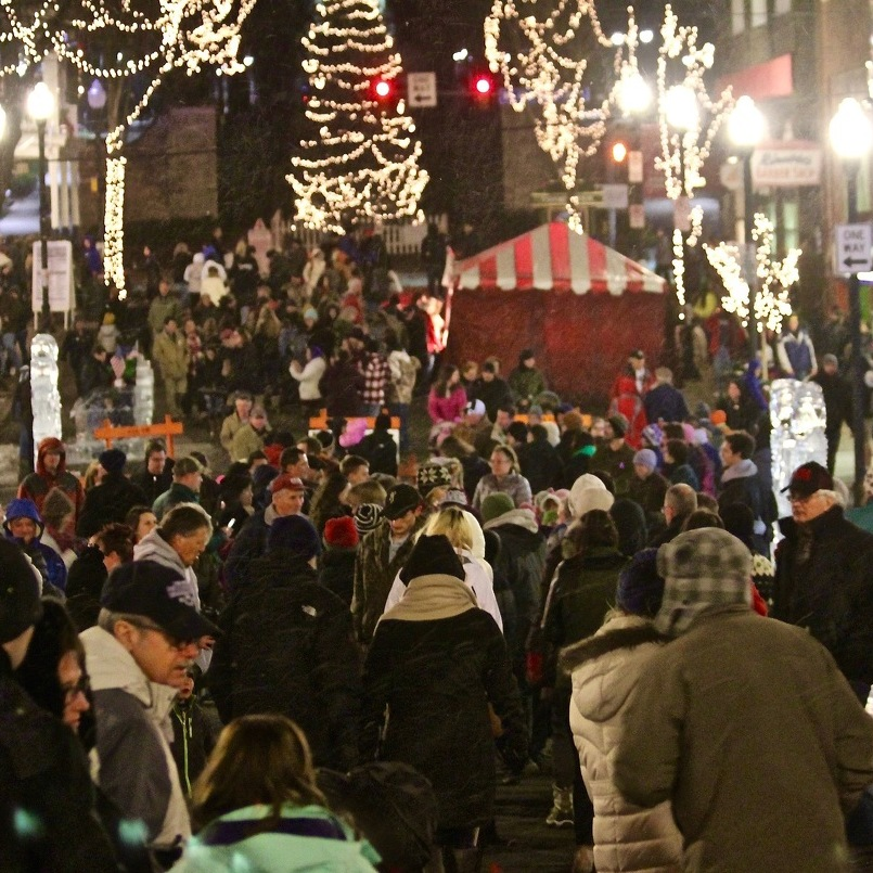 First Night State College Celebrates New Year's Eve