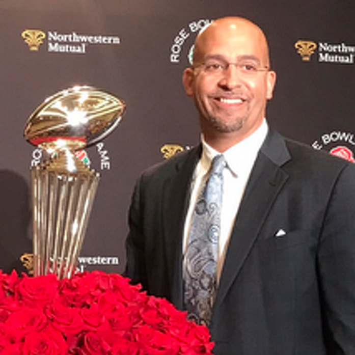 Penn State Football: James Franklin's Five (For Fighting) Keys to Winning the Rose Bowl