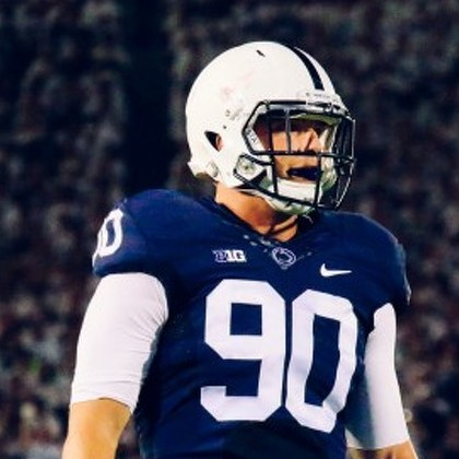 Penn State Football: Defensive End Garrett Sickels To Forgo Senior Season, Enter Draft