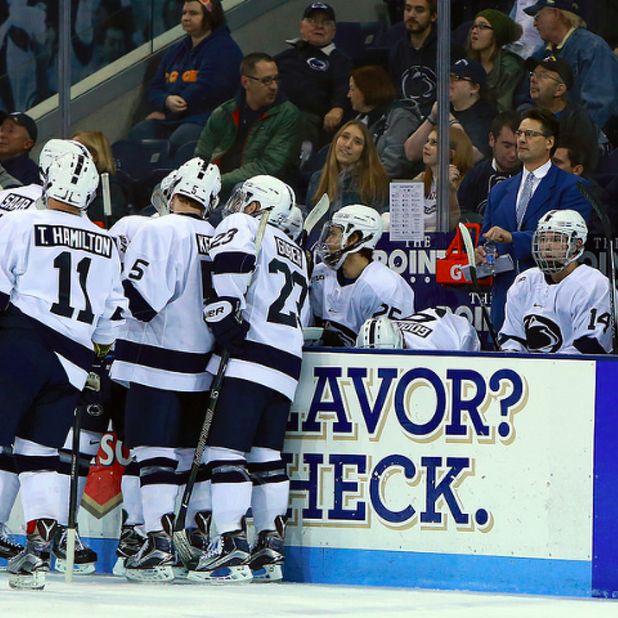 Penn State Hockey: Nittany Lions Fall To No.4 But Pick Up Record First Place Votes
