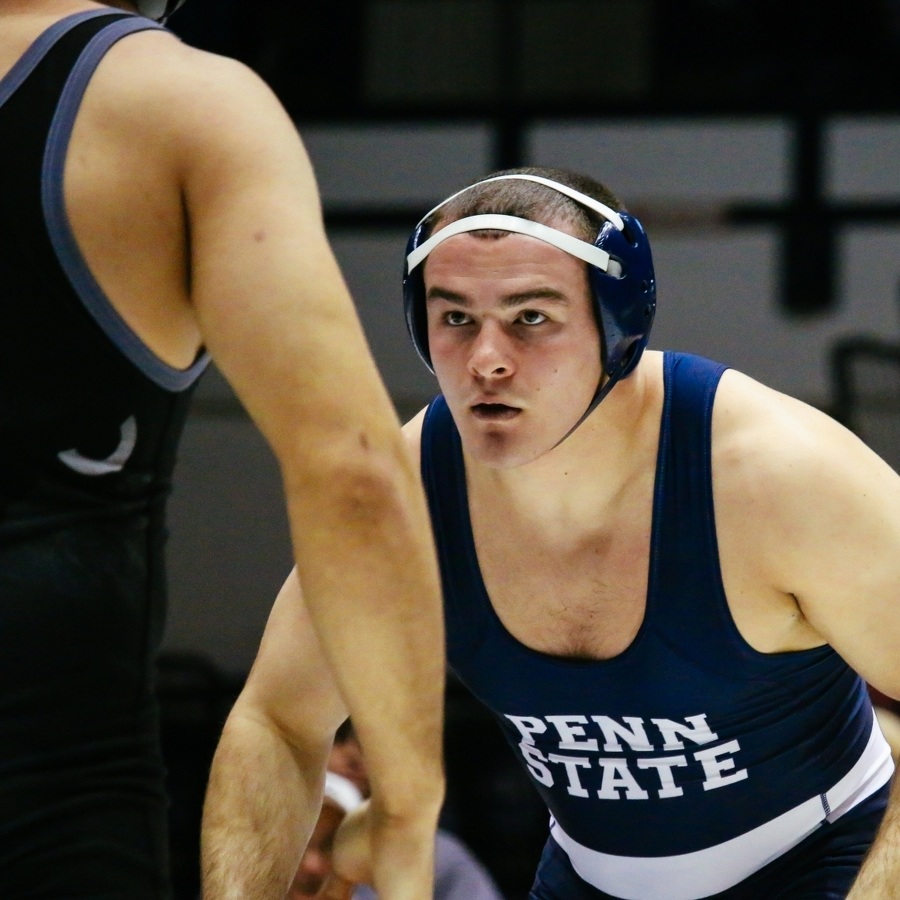 Penn State Wrestling Kicks Off New Year with Two Big Wins