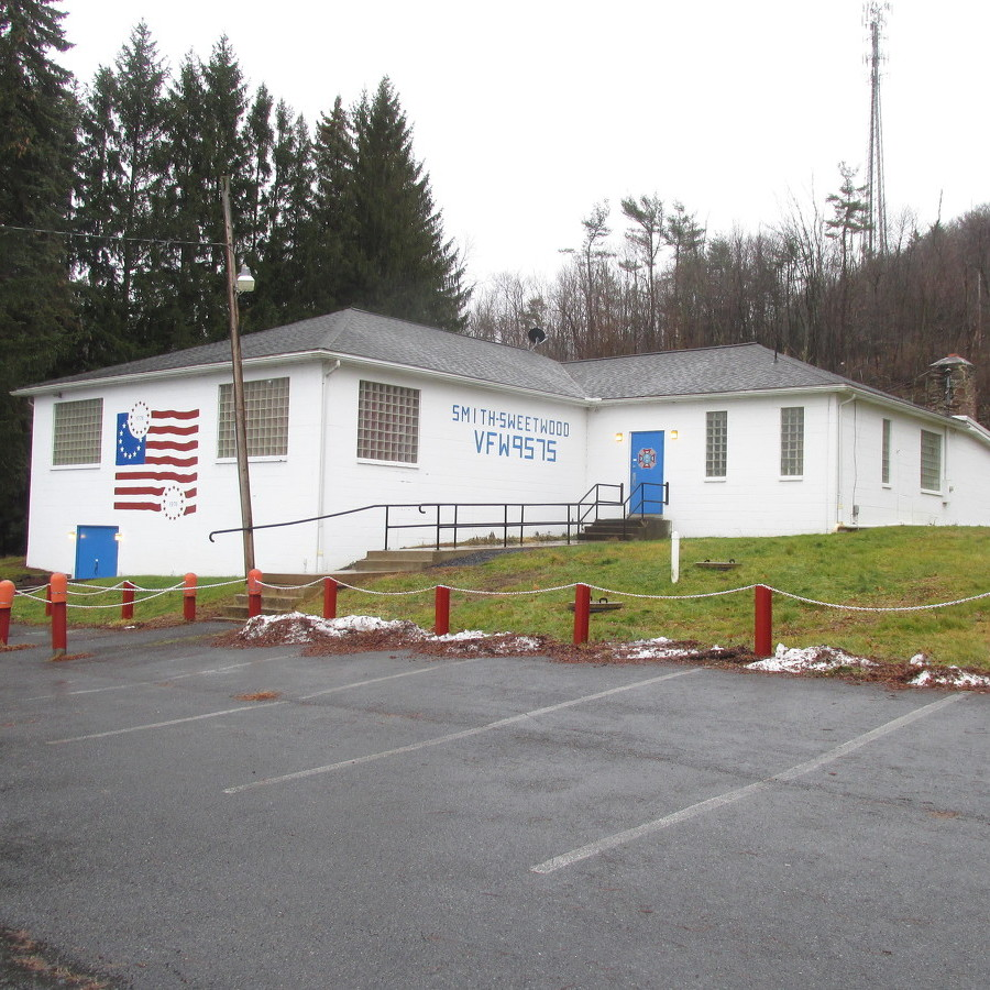 Potters Mills VFW loses building to Route 322 construction
