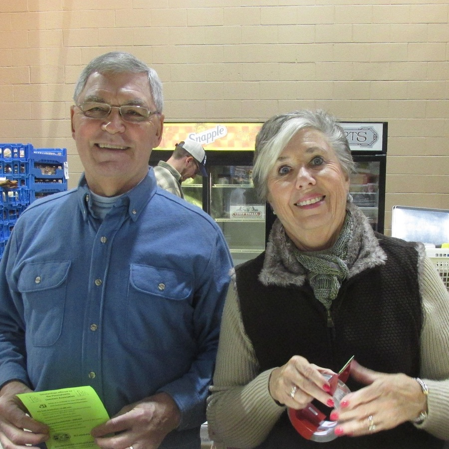 Penns Valley residents compete and work at Farm Show