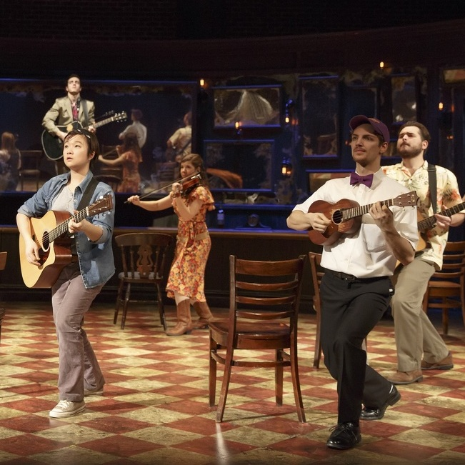 Broadway's touring 'Once' coming to Eisenhower