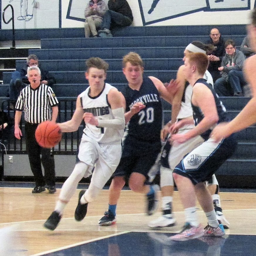 Leader shines: Davis proves to be bright spot for Mounties