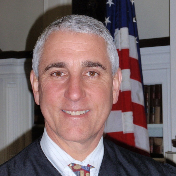 President Judge to Hang Up the Robe