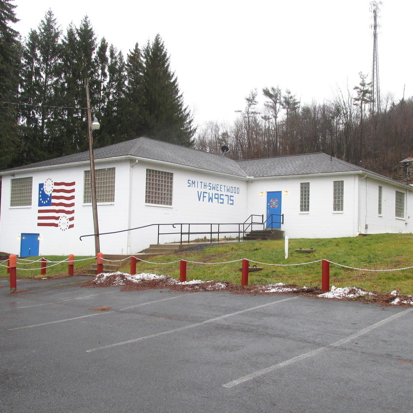 VFW Loses Building to Route 322 Construction