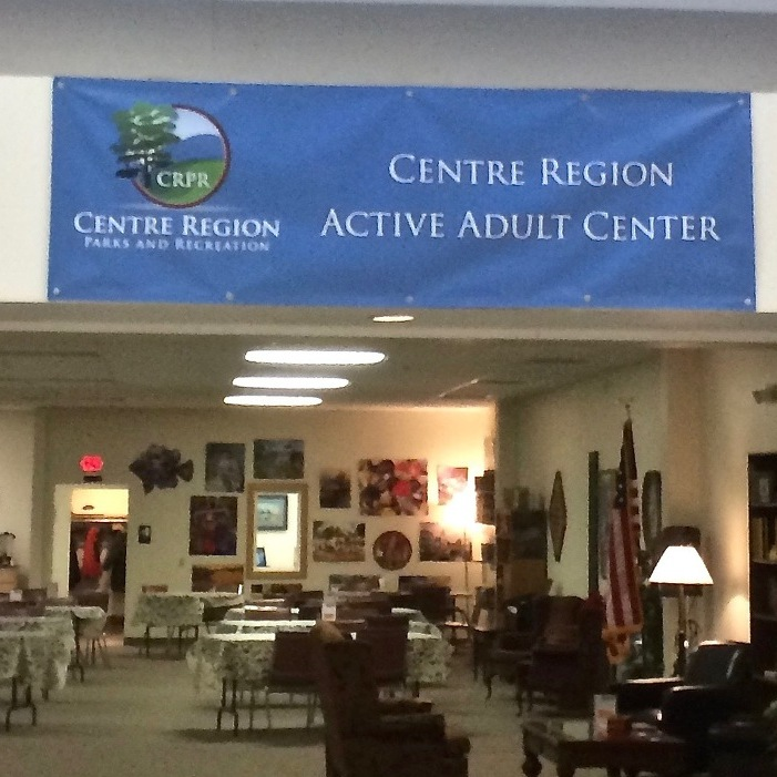 Senior Center Opens New Location, with New Name