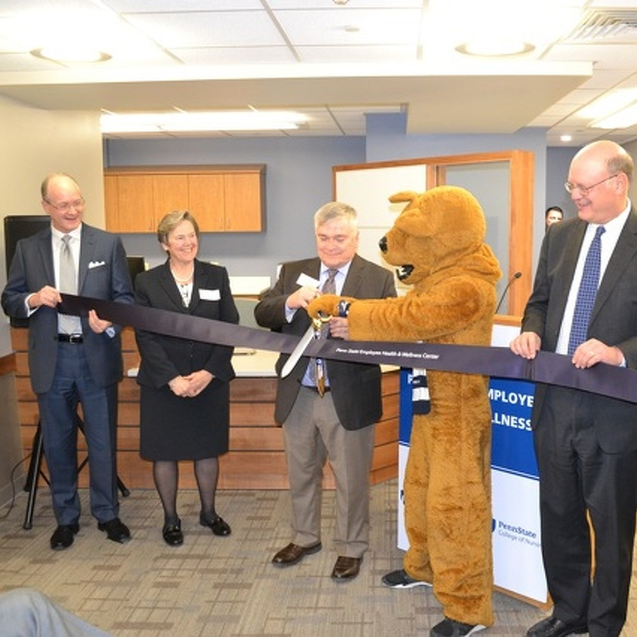 Penn State Celebrates New Employee Health Center