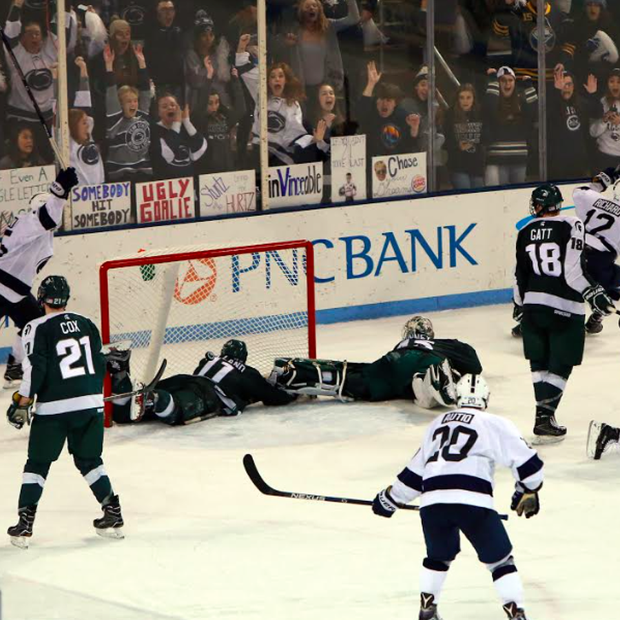 Penn State Hockey: Nittany Lions Slide To No. 6 As Key Stretch Begins