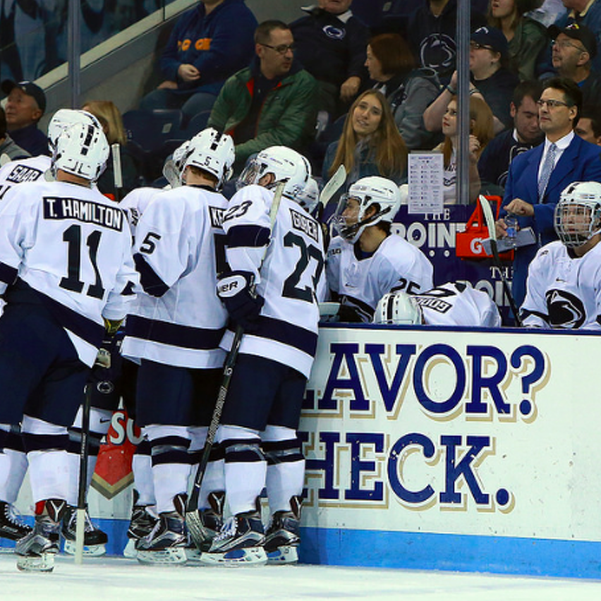 Penn State Hockey: Trio Of Nittany Lions Up For Hobey Baker