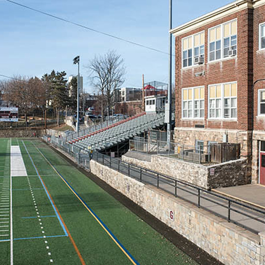 About Town: School district makes decision on old school building