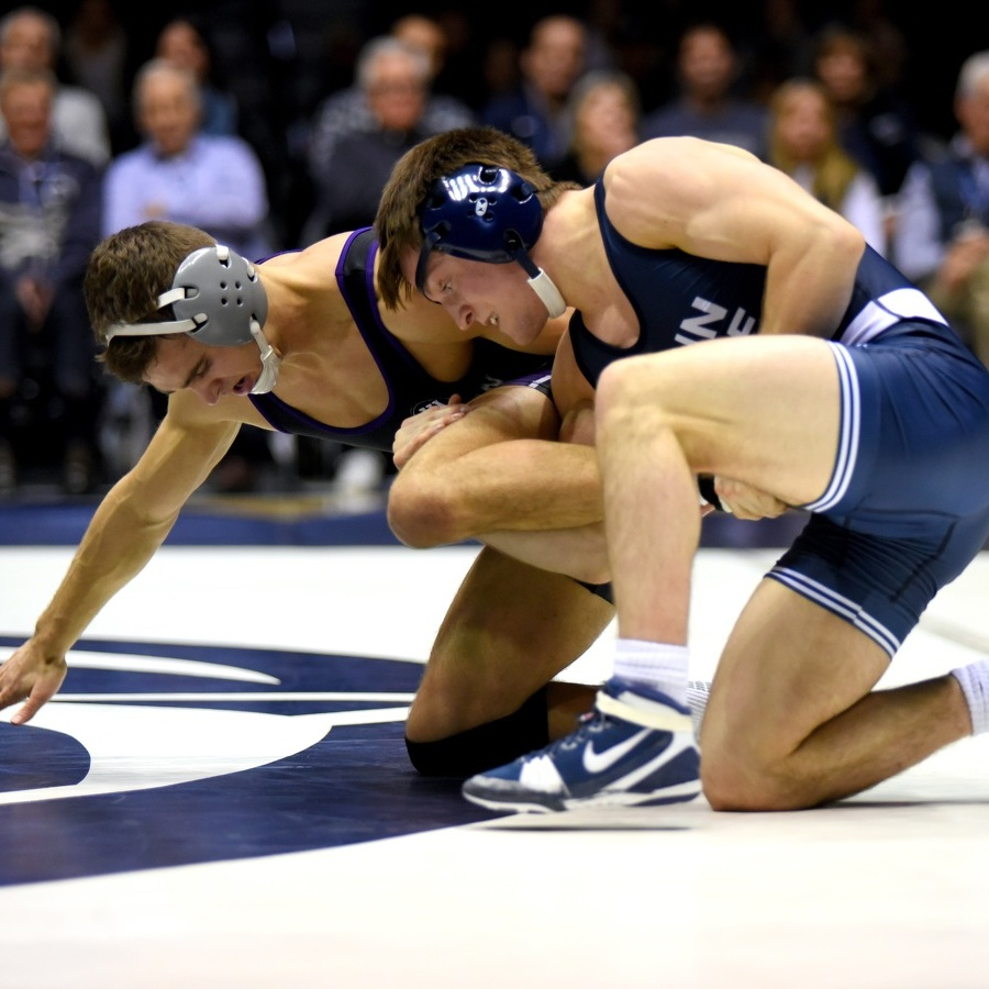 Penn State wrestling lineup solidifies as post-season looms