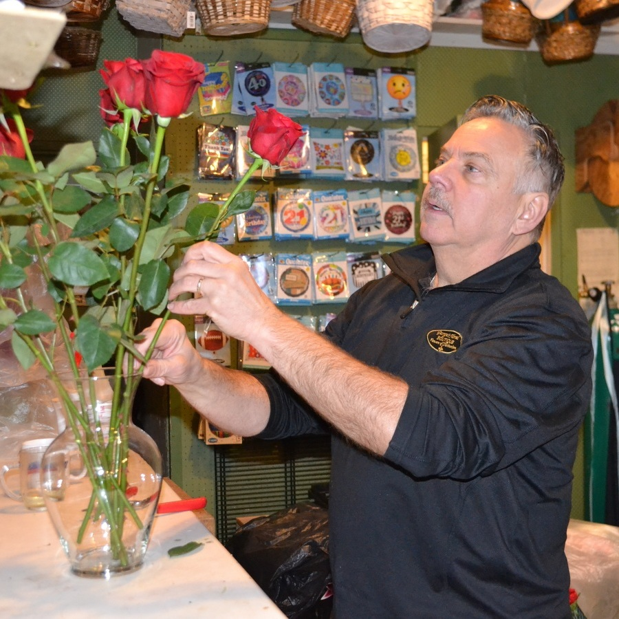 Centre County florists already gearing up for Valentine's Day