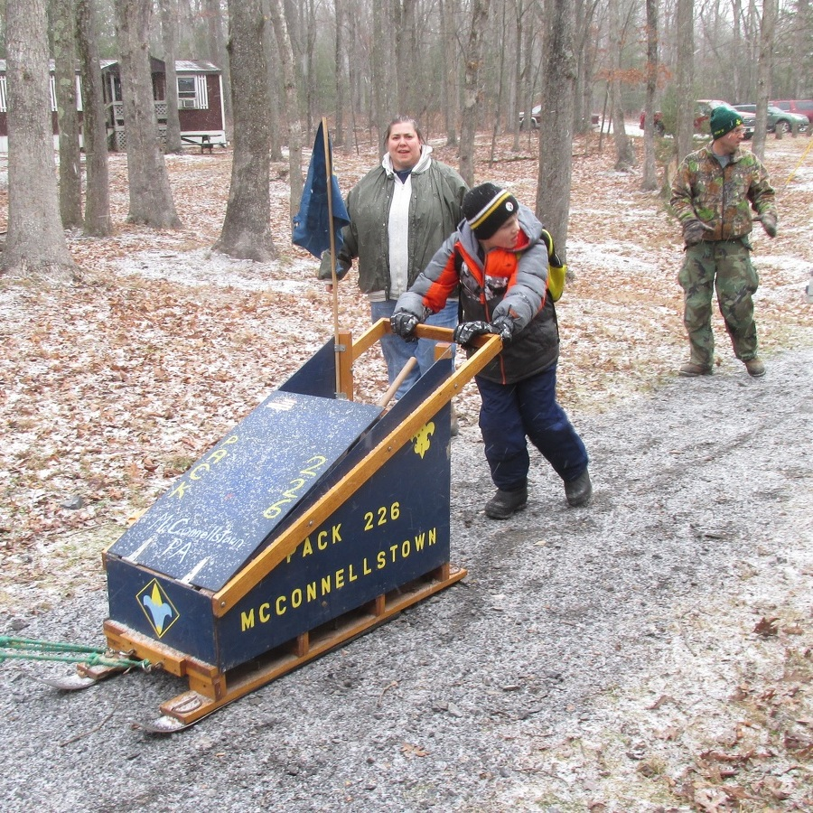 Scout camp in Potter Township hosts 46th Klondike Derby