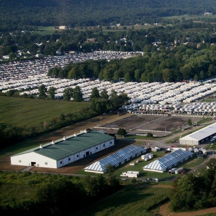 Centre County Seeks $8 Million Grant to Upgrade Equine Facilities