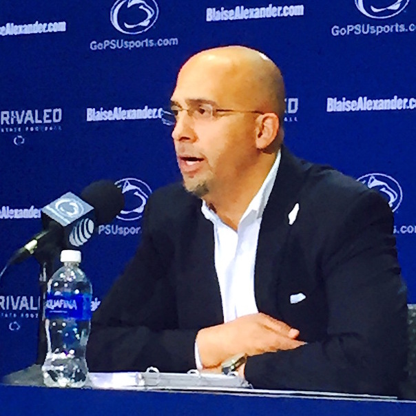 Penn State Football: Next Up for Franklin? Quite Possibly a New Contract