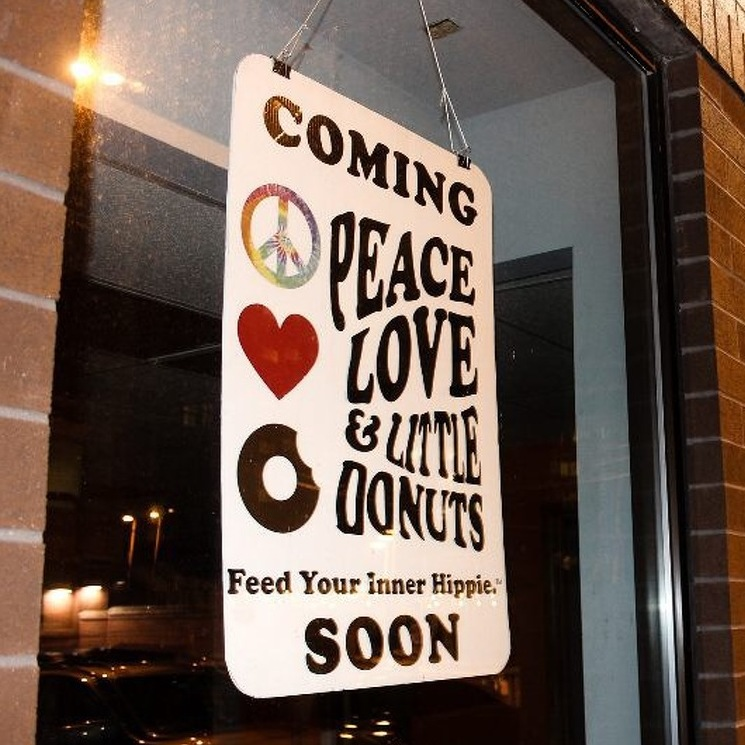 Pittsburgh-Based Peace, Love And Little Donuts Coming to State College