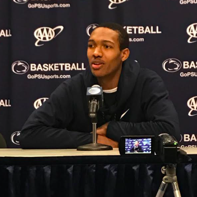 Penn State Basketball: Carr Steps Into Leadership Role As Captain