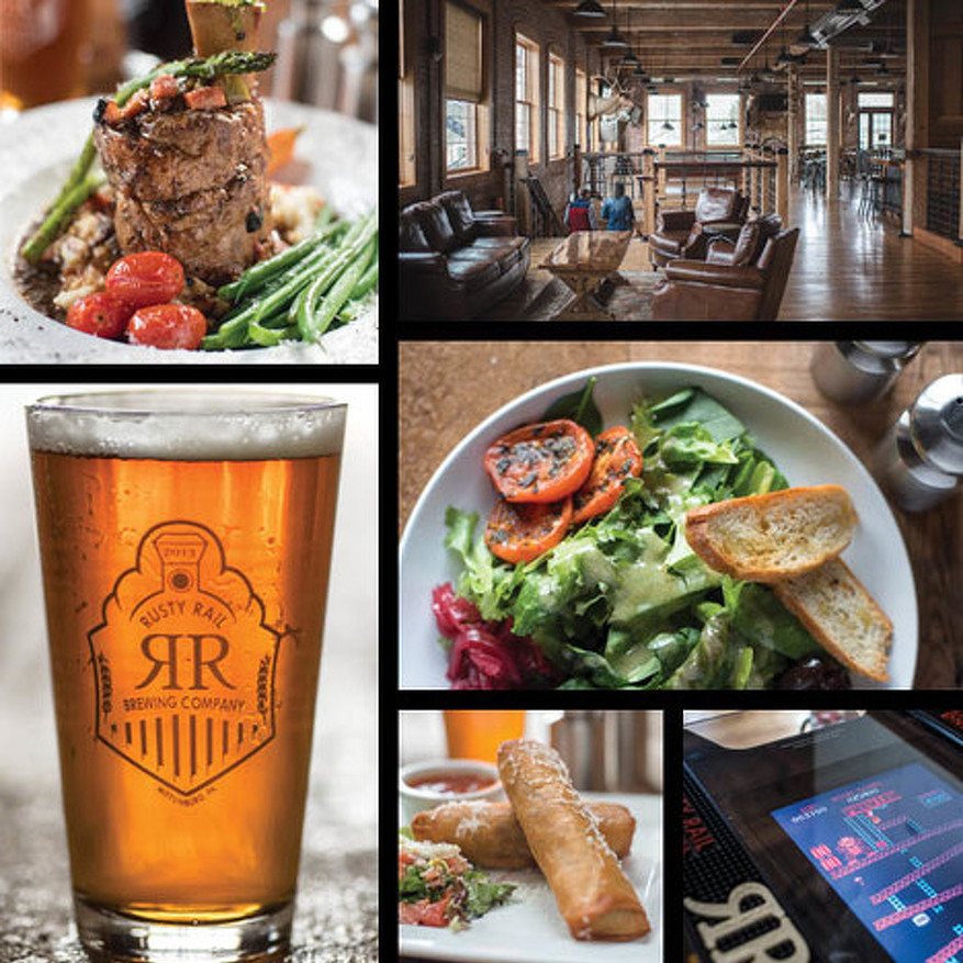 Taste of the Month: Rusty Rail Brewing Company