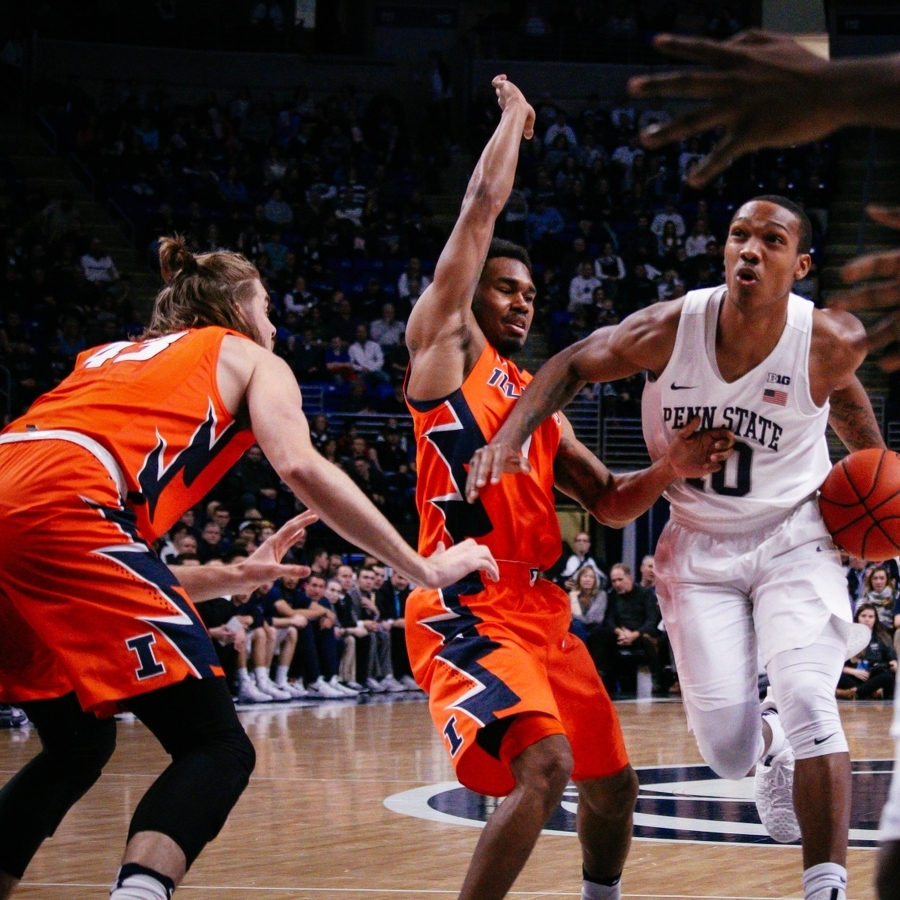 Penn State Basketball: Strong Outing from Banks Helps Nittany Lions Past Illinois