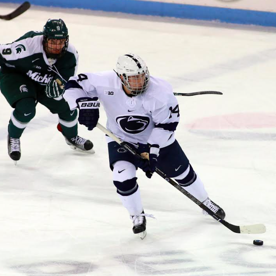 Penn State Hockey: Nittany Lions Sweep Wisconsin With 5-2 Victory