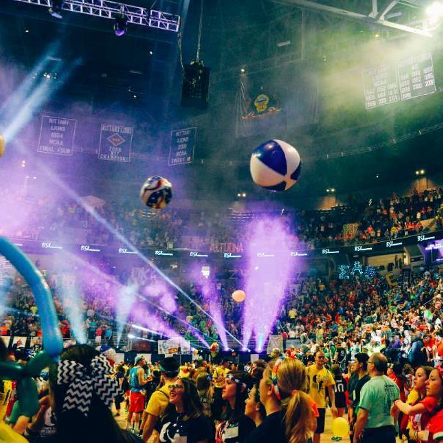 University Libraries to Produce THON-Related Exhibits, Live 'Final Four' Viewing