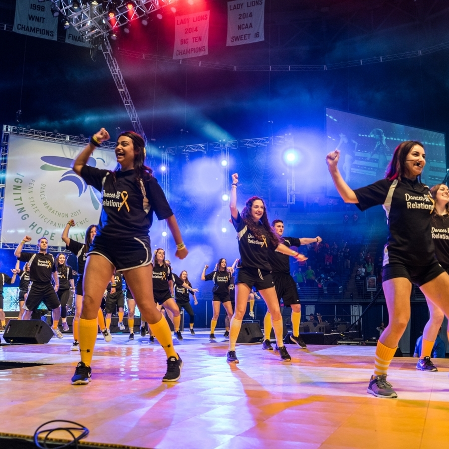 Learn the THON 2017 Line Dance