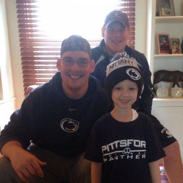 Penn State Offensive Tackle Charlie Shuman Brings 'Servant Leadership' to THON