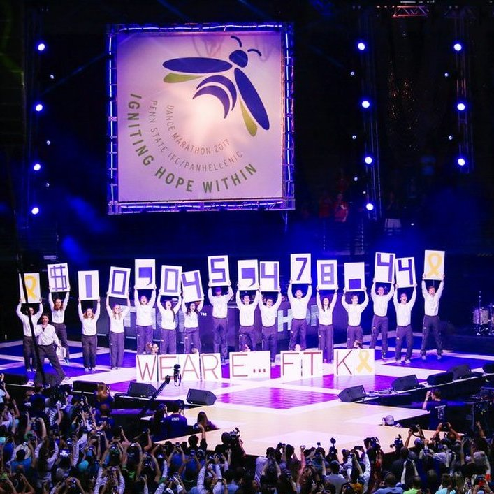 THON 2017 Raises $10,045,478.44 'For The Kids'