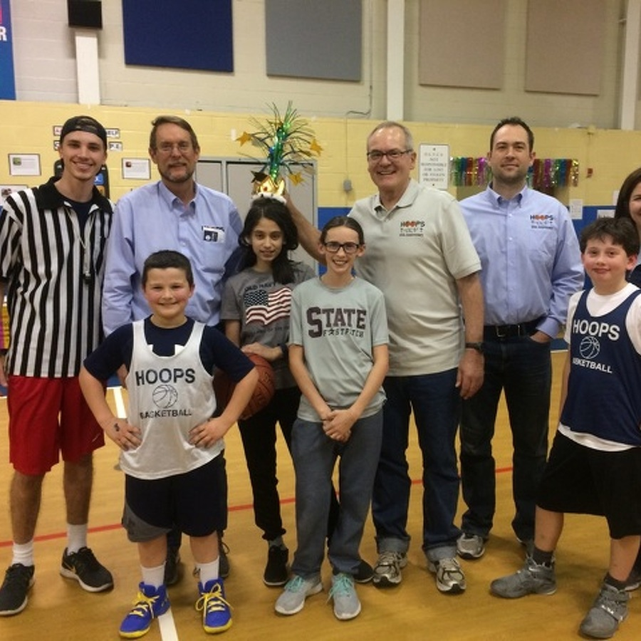 HOOPs at Our Lady of Victory Celebrates 25 Years