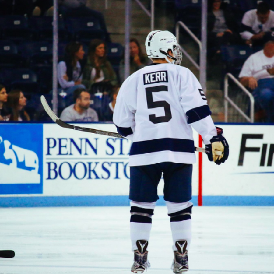 Penn State Hockey: Kerr To Miss Remainder Of Season